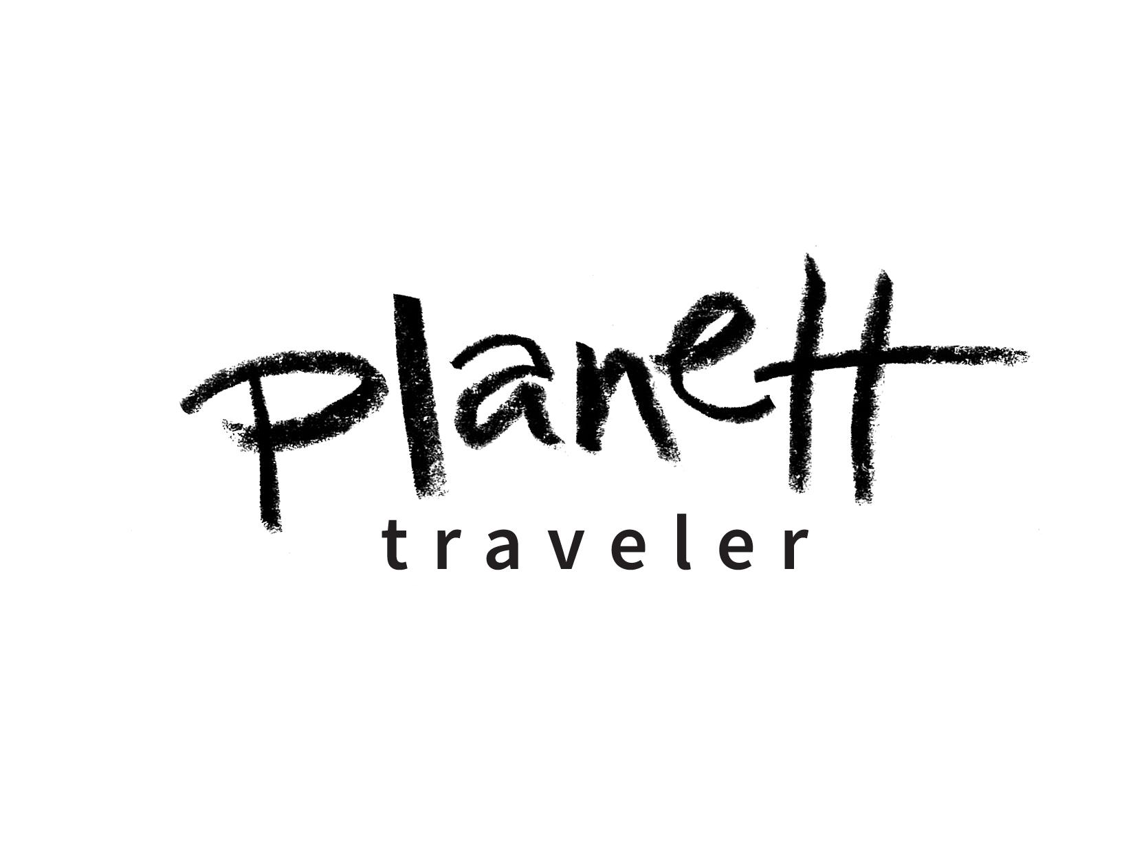 Planett Traveler Logo